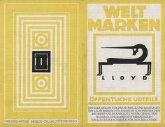 Studio Wilhelmwerk - affiche des années 20 -