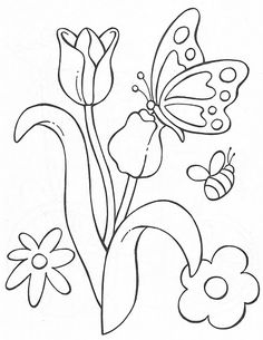 Free printable coloring pages for print and color, Coloring Page to Print , Free Printable Coloring Book Pages for Kid, Printable Coloring worksheet Spring Coloring Pages, Coloring Pages To Print, Coloring Pages For Kids, Coloring Books, Hand Embroidery Patterns, Embroidery Applique, Embroidery Designs, Printable Flower Coloring Pages, Drawing For Kids