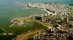Montevideo - capital city of Uruguay