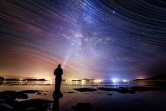 Self Portrait with the Universe by Iwan Groot on 500px