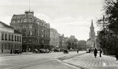 Königsberg. Parade ground. Photo OK. 1935 year.