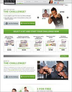 My ViSalus Marketing Site