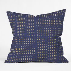 Only $12 for this cute patterned pillow!