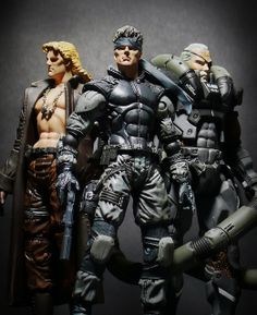 The Sons of Big Boss