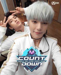 Monsta X I.M. & Minhyuk - Credits to @imchangkyun_kr
