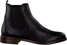 Zwarte Omoda Chelsea boots 051.902