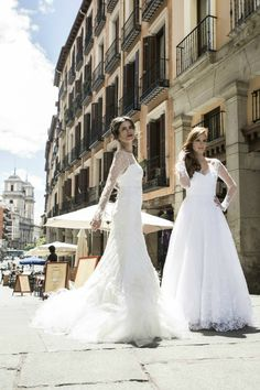Editorial Madrid - Vestidos Carol Hungria Blue