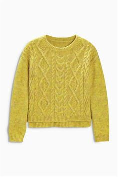 Buy Cable Sweater (3-16yrs) online today at Next: Israel