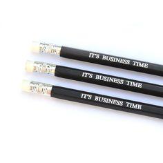 Flight of the Conchords: It's Business Time Pencil Set – LA LA LAND