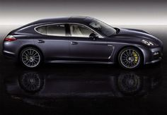 Porsche Panamera 4 - my car in Amethyst Metallic $104,030  >> very feasible.