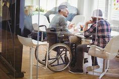 Is your company inclusive? Here& how to design your office space so that it& safe and comfortable for both your employees with and without disabilities.