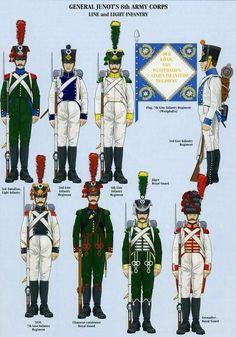 Fanteria Westfaliana al servizio della Francia
