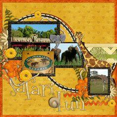 good idea w animals & flowers & zigzag & rick-rack