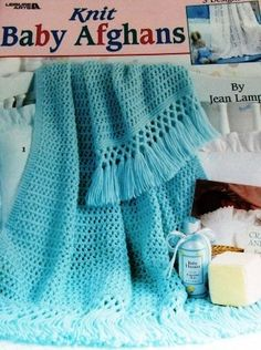 Knit Baby Afghans Patterns #knitting