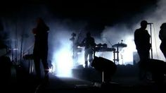 Nine Inch Nails - In Two (VEVO Presents) - http://apoliticalstatement.com/2013/12/24/who/the-bands/nine-inch-nails/nine-inch-nails-in-two-vevo-presents/