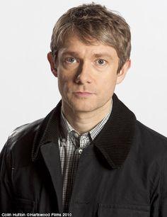 Martin Freeman as John Watson in BBC Sherlock