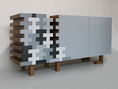 Taree Sideboard by Terezie Simonova for E1 E4
