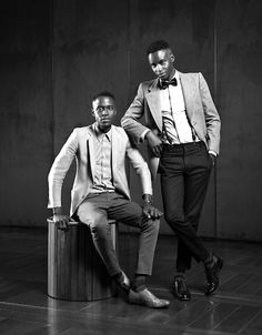 Double Vision: Meet the Pairs of Twins Who Are Revolutionizing African Fashion (PHOTOS) | HuffPost