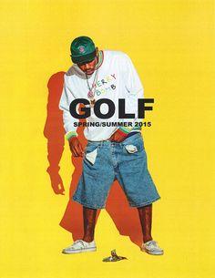 A marca norte-americana Golf Wang, diretamente associada ao grupo Odd Future, apresentou o seu novo lookbook com as peças da coleção Verão '15 (no hemisfério norte). A seleção traz shorts, camisetas,...