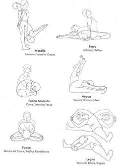 makko-ho stretching dei meridiani