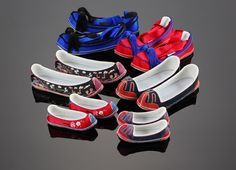 Korean traditional shoes.
