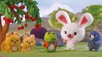 Sevimli Tavşan Mofy,Mofy,Minika Çocuk yeni yapımlara hız verdi.Bu ay yayına girecek yapım tavşan Mofy okul öncesi miniklerin beğenisini toplayacak.Bemb