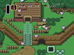 Nintendo devs discuss jumping from NES to SNES with The Legend of Zelda: A Link to the Past
