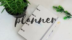 COMO EU ORGANIZO MEU PLANNER EFEITO ORNA | Planing you strategy