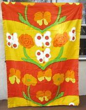 1972 MAIJA ISOLA IBIR MARIMEKKO SUOMI FINLAND Fabric WALL HANGING 50x67