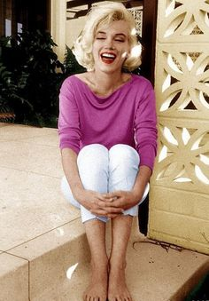 Marilyn. Photo by George Barris, 1962.