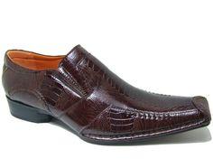 Mens Dress Shoes Slip on Loafers Leather Lined Faux Snakeskin Tapered Fashion Toe + Free Shoe Horn by Ferro Aldo - Runs Big Order 1 Full Size Smaller Ferro Aldo,http://www.amazon.com/dp/B00A6JF15E/ref=cm_sw_r_pi_dp_aWrHsb0NMDDM3KEY