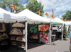 Santa Fe Plaza Shows