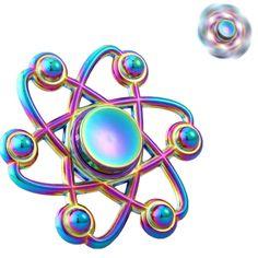Atom Fidget Spinner Stress Relief Toy