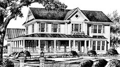 The Deborah Marie - CHK Architects | Southern Living House Plans