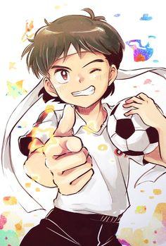 one shot de captain tsubasa - CT : 💖💖😍 - Wattpad Captain Tsubasa, Wattpad, Chibi, Graffiti, Manga, Lady, Cute, European Soccer, Soccer Players