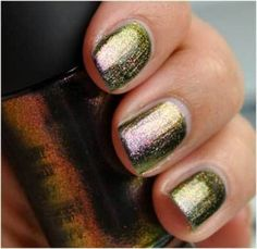 Mean and Green Polish