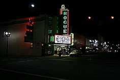 The Rogue Theater - Grants Pass OR.