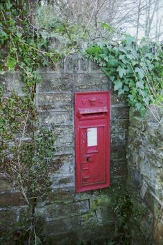 Diddywell letter box by P Cudmore