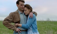 Romantic Moment of the Week: Brooklyn's Eilis and Tony | A romantic period drama about an Irish immigrant in the 1950s. (Published first on Silver Petticoat.)