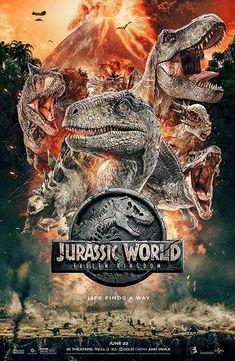 Jurassic World Streaming Hd : jurassic, world, streaming, Jurassic, World:, Fallen, Kingdom, (2018), World,, Bryce, Dallas, Howard,, Dinosaurus