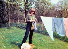 May-July 1978 Lady Diana Spencer, back in 1978 when she was working as a nanny at age 17, for the Whittakers in Hampshire. The photo was taken by another of the families domestic staff, a young European girl