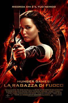 Hunger Games, la ragazza di fuoco