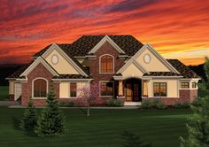 HousePlans.com 70-1060