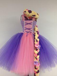 Rapunzel Tutu  gracefultutusbymelissasargent