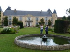Ch. Suduirat, Sauternes. Vineyard, Mansions, House Styles, Home Decor, Mansion Houses, Decoration Home, Manor Houses, Villas, Fancy Houses