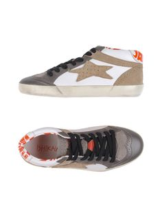 Ishikawa Women Sneakers on YOOX. The best online selection of Sneakers Ishikawa. YOOX exclusive items of Italian and international designers - Secure payments Ishikawa, Textiles, Cleats, Soft Leather, Fitness, Shoes Sneakers, Footwear, Products, Fantasy