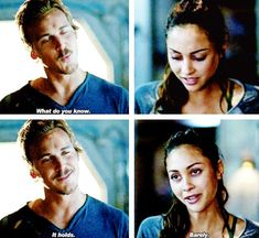 The 100 - Kyle & Raven