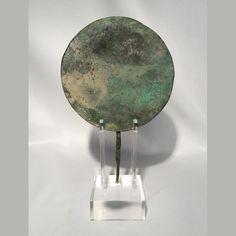 Ancient Roman Bronze Mirror