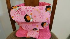 Portable High Chair/Go Anywhere Chair by michellesfusedglass Baby Bean Bag Chair, Portable High Chairs, Library Chair, Diaper Bag, Handmade Gifts, Bags, Vintage, Etsy, Home Decor