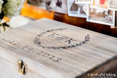 How to Create a Rustic Keepsake Box. Make a keepsake box out of a new wooden storage box and give it an aged look.